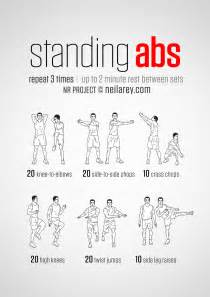 stand up routines submited images
