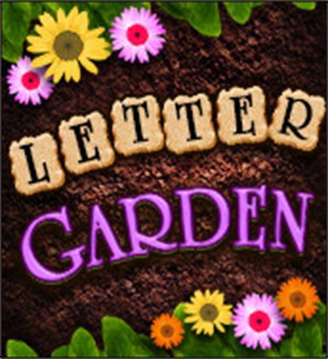 Letter Garden Word letter garden word