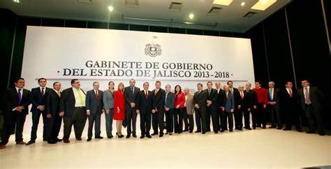 gabinete ismael del toro aprueban secretarias de gobierno de jalisco en