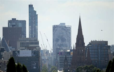 swinging melbourne australia s apartment boom is in full swing but future