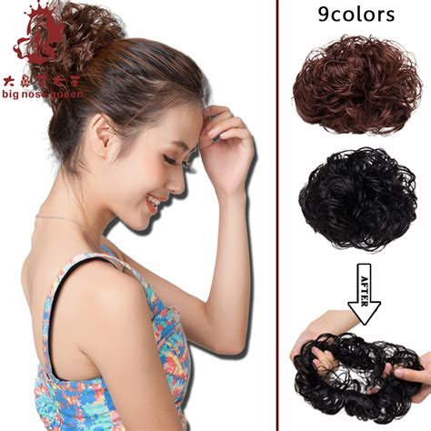 hair pieces for women over 50 bun wigs for women over 50 ladies wigs hairpieces uk women