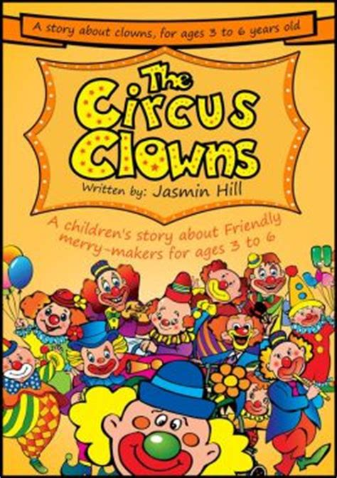 clownfish blues a novel serge storms books the circus clowns a children s story about friendly merry