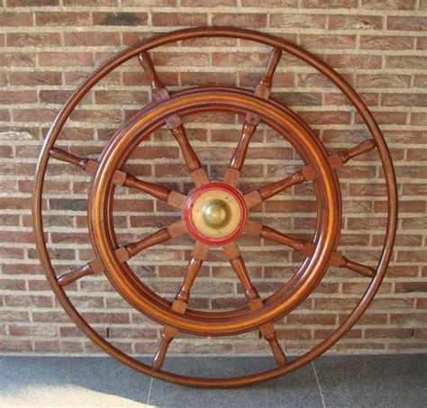 volante della nave 8 spoke volante della nave legno catawiki