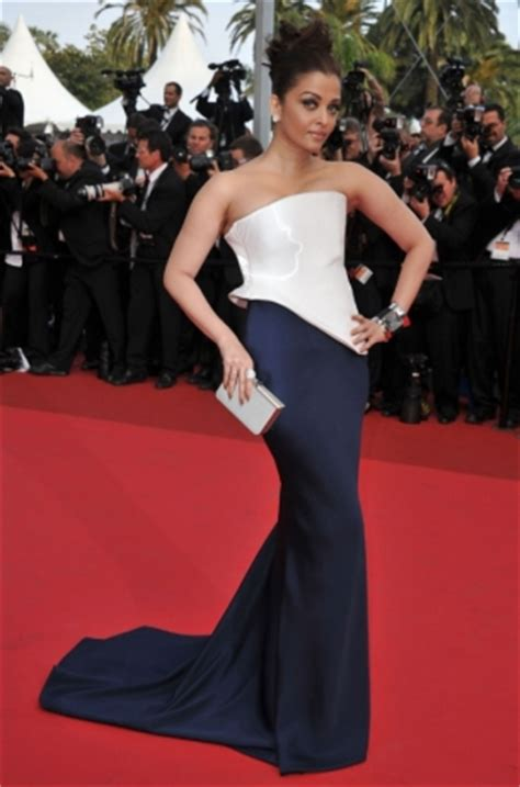 Ck 4529 Blue best dressed cannes 2011