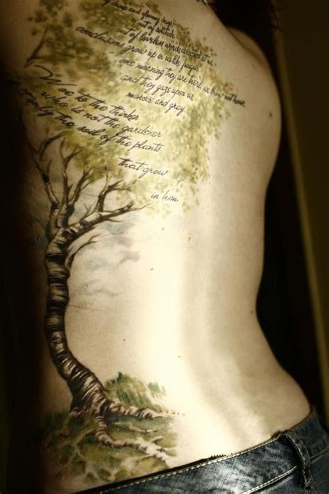 birch tree tattoo google search tattoo ideas