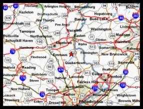map eastern us mapquest directions
