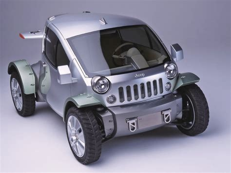 jeep concept vehicles old car memories the ultimate automotive rewind