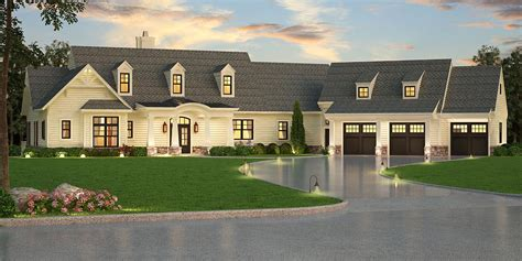 barrington place multifamily plan cottage house plan house plan 72245 at familyhomeplans com