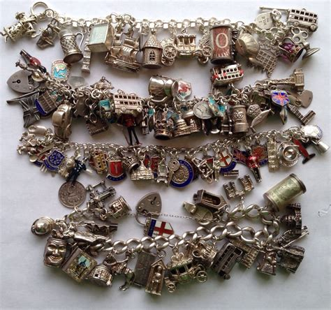 vintage and charms echarmony bracelet collection echarmony shield