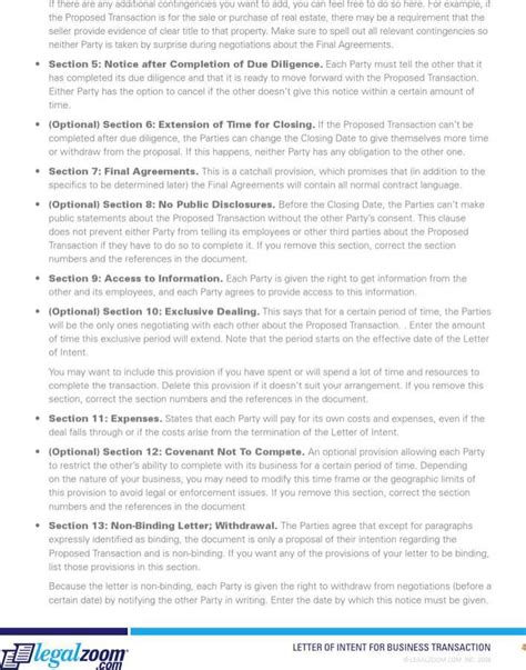 Closing Notice Letter letter of intent for business closure free