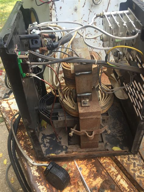 miller wire feeder welder wiring diagrams miller big 40