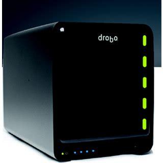 Drobo Storage Robot Is Self Aware by Data Robotics Intros Drobo S With Esata Techgadgets