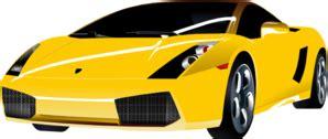 yellow lamborghini png yellow lamborghini clip art at clker com vector clip art
