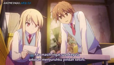 sakurasou  pet na kanojo  subtitle indonesia