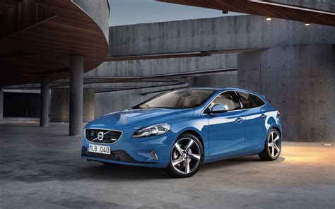 Car Wallpapers Volvo by Volvo V40 2013 Wallpaper Hd Car Wallpapers Id 3068