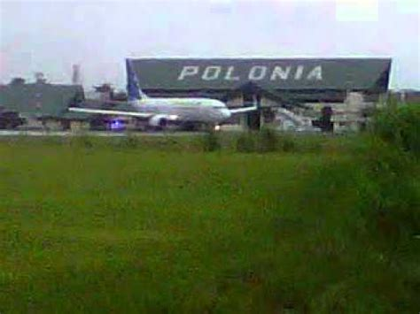 layout bandara polonia medan bandara polonia medan tinggal kenangan youtube