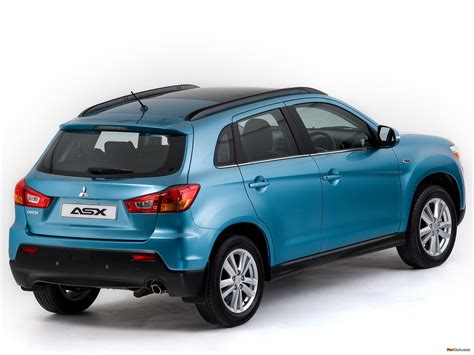 mitsubishi asx 2011 2011 mitsubishi asx pictures information and specs