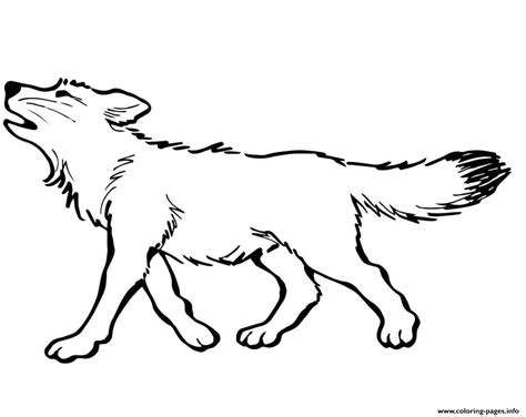 Baby Wolf Coloring Pages Printable Coloring Pages Of A Baby Wolves For