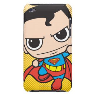 Flying High With My Ipod by Chibi Batman Ipod Touch Cases Chibi Batman Ipod Touch