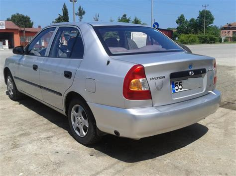 hyundai accent  lx  model