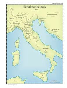 Map Of Renaissance Italy by Map Center 187 Republic Of Venice Map Center