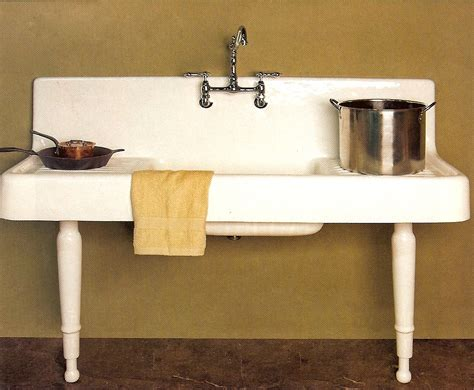 Vintage Kitchen Sink Faucets Pros And Cons Of Vintage Kitchen Sinks You To Mykitcheninterior