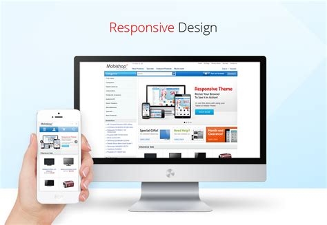 responsive zen cart template mobile friendly theme