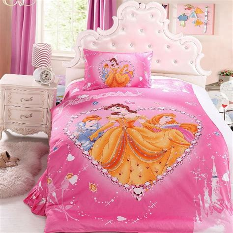 Girls Bedding 30 Princess And Fairytale Inspired Sheets Disney Princess Bedding Sets