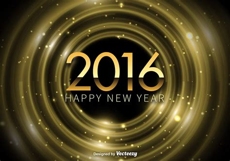 new year wheel 2016 happy new year 2016 background free vector