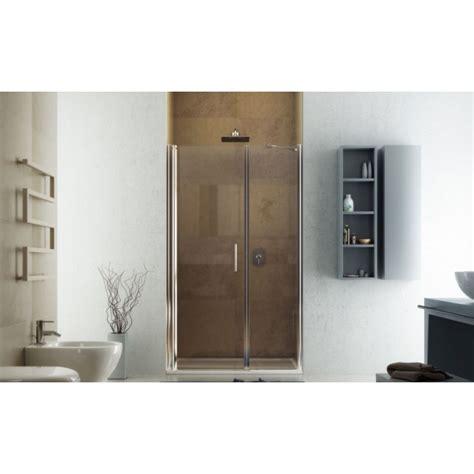 porta doccia 90 cm duo porta box doccia da 90cm cromo cristallo 6mm