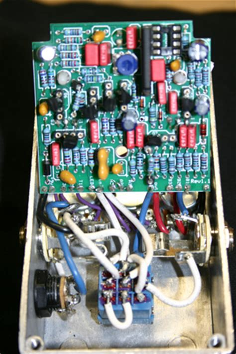 the repair bench build your own clone 5 knob compressor