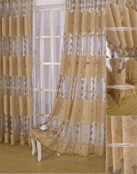 sheer flower curtains how to sew sheer curtains home decorations idea