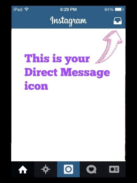 tutorial instagram direct message where is the inbox in instagram quora