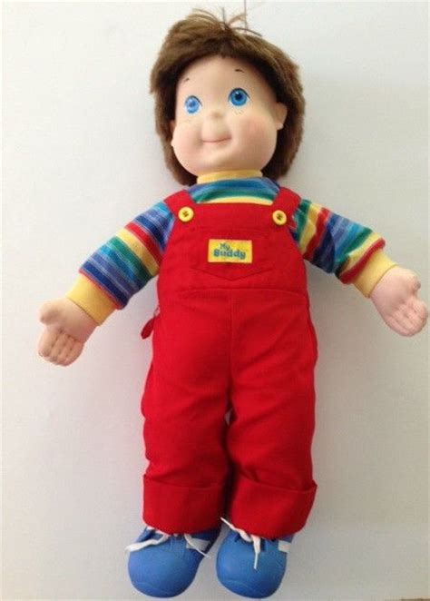 my name is buddy my boy my my books hasbro my buddy doll 22 inch brown hair overalls boy doll