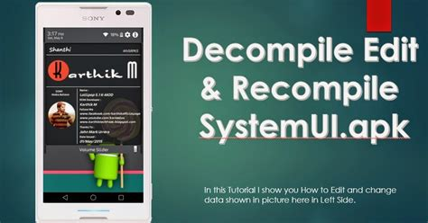 apk decompile guide decompile edit and recompile systemui apk androidmkab