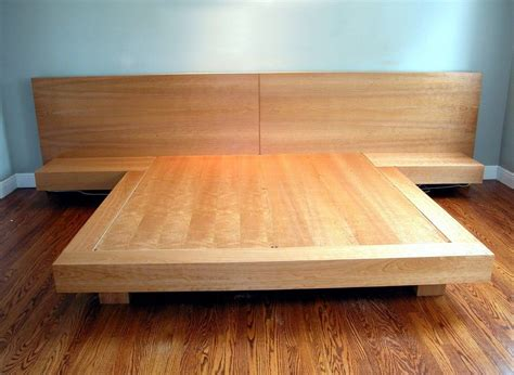 diy king bed frame king size platform bed frame plans diy indoor