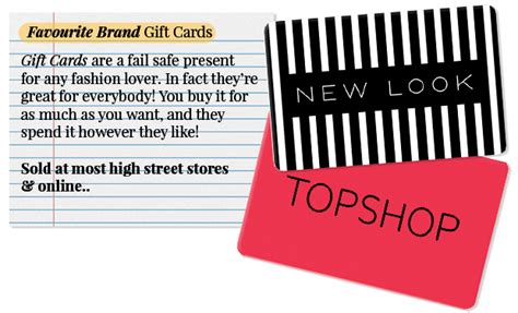 Topshop Gift Cards - what to buy a fashion lover archives tolly dolly posh fashion