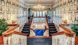 Mansfield Interiors The House That Bourbon Built Historic Kentucky Estate