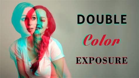 gimp tutorial double exposure double color exposure photoshop tutorial youtube