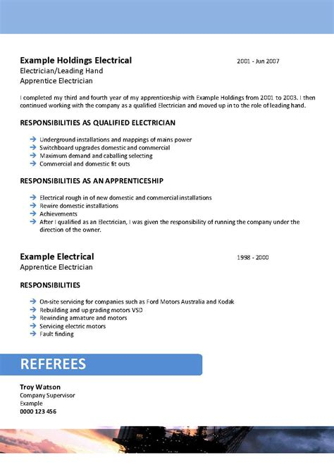 Resume Exle For Offshore Offshore Mining Resume Template 094