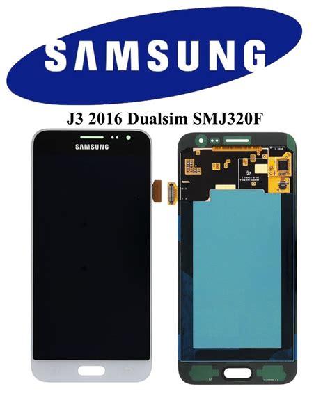 Lcd Samsung J3 J300 2016 Fullset disp