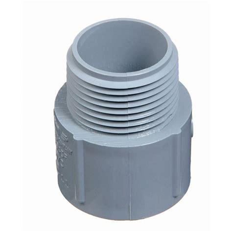 Thread Adaptor Mta 40x 1 1 2 1 2 in pvc terminal adapter of 200 e943d ctn