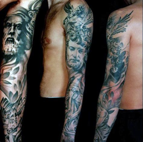 best quarter sleeve tattoo designs top 100 best sleeve tattoos for men cool designs and ideas