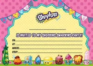Shopkins lists colouring pages