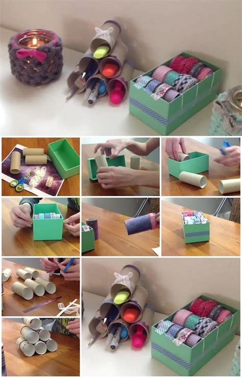 How Do They Make Toilet Paper - how to make toilet paper rolls organizers usefuldiy