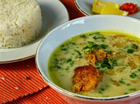 resep soto kuning ayam