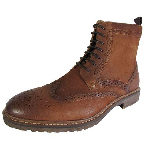 steve madden mens siftt oxford ankle boot shoes ebay