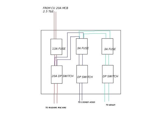 13a fused spur wiring diagram efcaviation