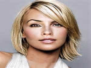 Shoulder length haircuts for thick hair medium hair styles ideas