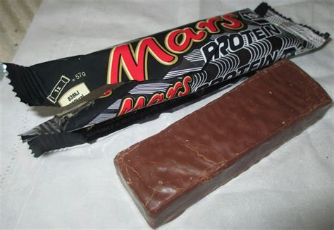 foodstuff finds new mars protein chocolate bar uk